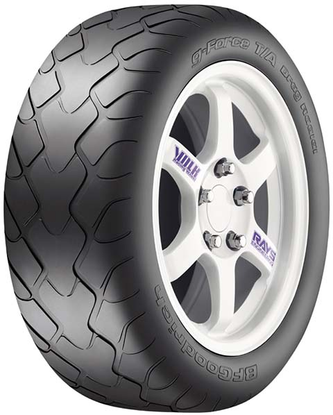 BFGoodrich G-Force Drag Radial T/A 315/30 R18