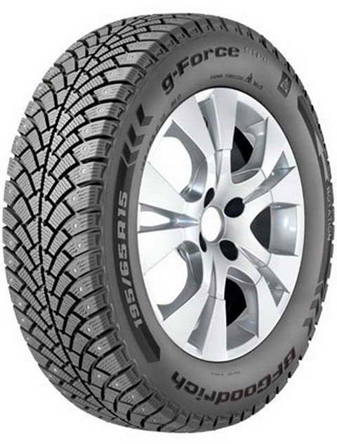 BFGoodrich G-Force Stud 225/60 R16 102Q XL (шип)