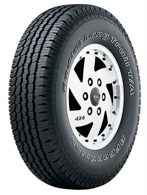BFGoodrich Radial Long Trail T/A 235/60 R17 102H