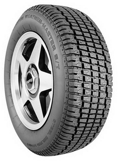 Cooper Weather-Master S/T 205/60 R16