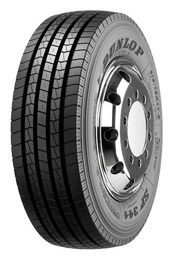 Dunlop SP 344 265/70 R17,5 139/136M