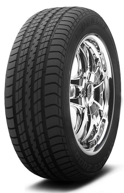 Dunlop SP Sport 2000 215/55 ZR16 93W