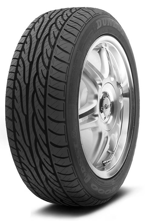 Dunlop SP Sport 5000 245/40 ZR18 97Y Run Flat DSST