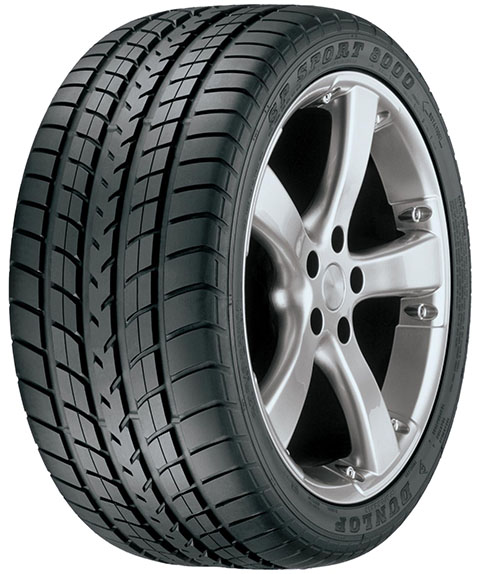 Dunlop SP Sport 8000 235/45 ZR17 97W XL