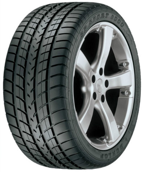 Dunlop SP Sport 8000E 265/35 ZR18 97Y