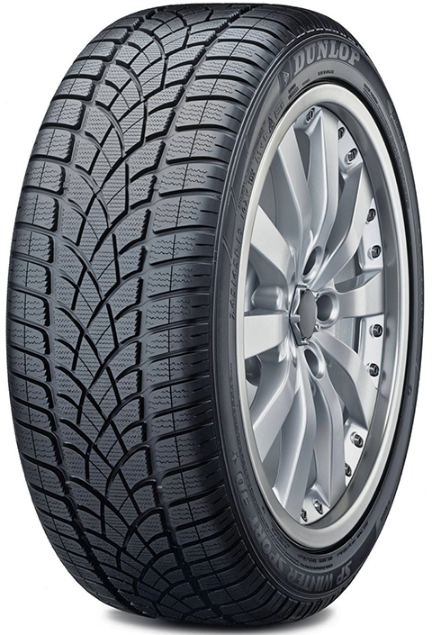 Dunlop SP Winter Sport 3D 245/45 R19 102V Run Flat *