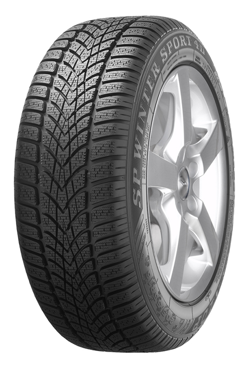 Dunlop SP Winter Sport 4D 245/45 R19 102V Run Flat MFS M0