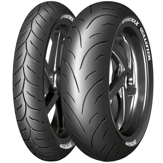 Dunlop Sportmax Qualifier 120/70 ZR17 58W