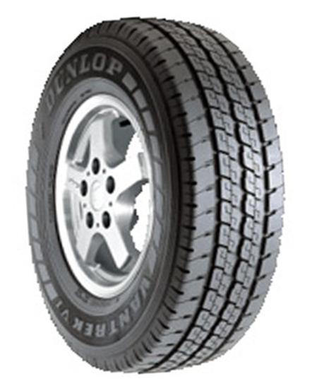 Dunlop Vantrek V1 205 R14C 109/107P
