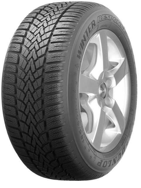 Dunlop WinterResponse 2 185/60 R14 82T