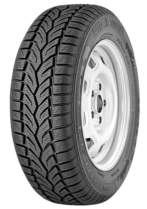 Gislaved Euro Frost 3 195/60 R15 88T