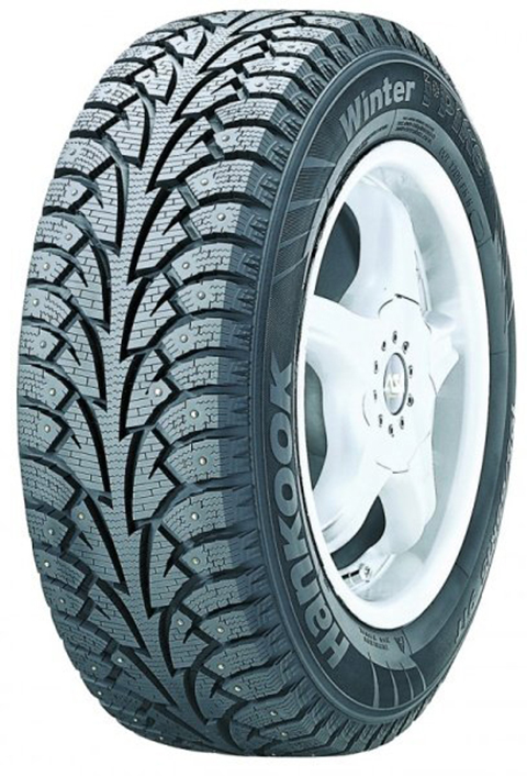 Hankook Winter I*Pike W409 215/50 R17 91T (шип)