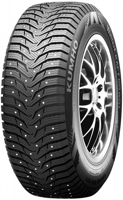 Kumho WinterCraft Ice WI-31 195/65 R15 91T