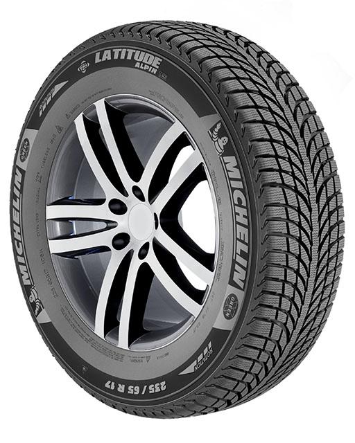 Michelin Latitude Alpin 235/55 R18 100H