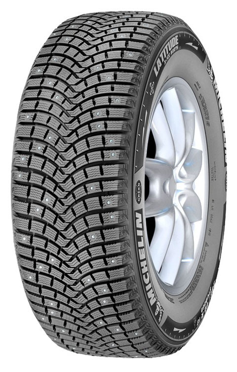 Michelin Latitude X-Ice North 2 255/50 R20 109T XL (шип)