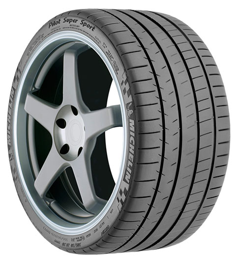 Michelin Pilot Super Sport 275/30 ZR19 96Y XL