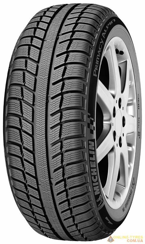 Michelin Primacy Alpin 3 205/55 R17 95H XL