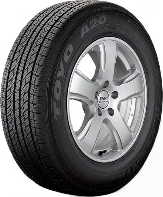 Toyo Open Country A20 225/65 R17 101H