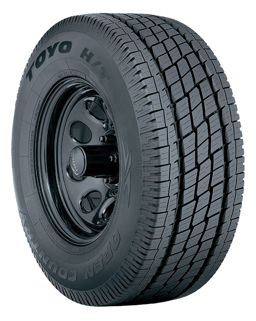 Toyo Open Country H/T 275/65 R17 115T